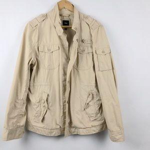 [ GAP ] Utility Field Khaki Jacket • XL